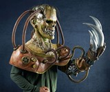 Steampunk Frankenstein Costume