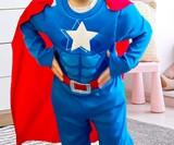 Superhero Weighted Sensory Costume for Kids