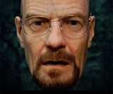 Walter White Hyperflesh Mask