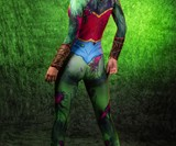 Zombie Wonder Woman Costume