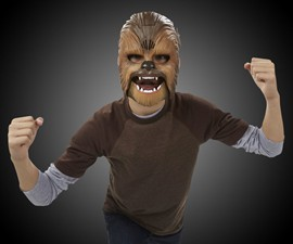 Electronic Chewbacca Mask