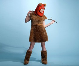 Ewok/Chewie Costume