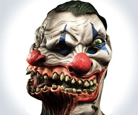 Siamese Clown Mask