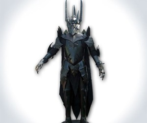 Lord of the Rings Sauron Armor Set