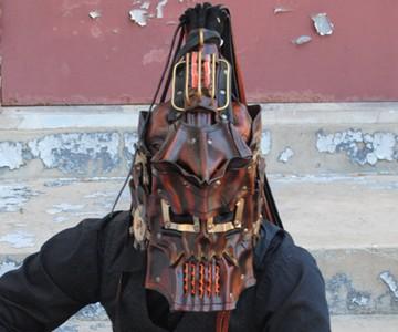 Glowing Alchemist Helm Mask