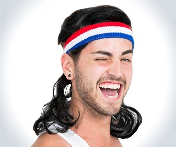 Mullet Headbands