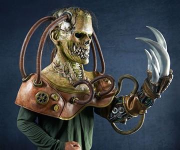 Steampunk Frankenstein Costume