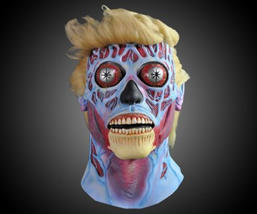 They Live Alien Donald Trump Mask
