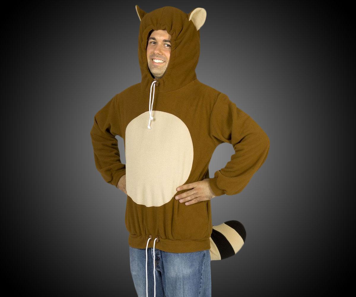 Tanooki hoodie