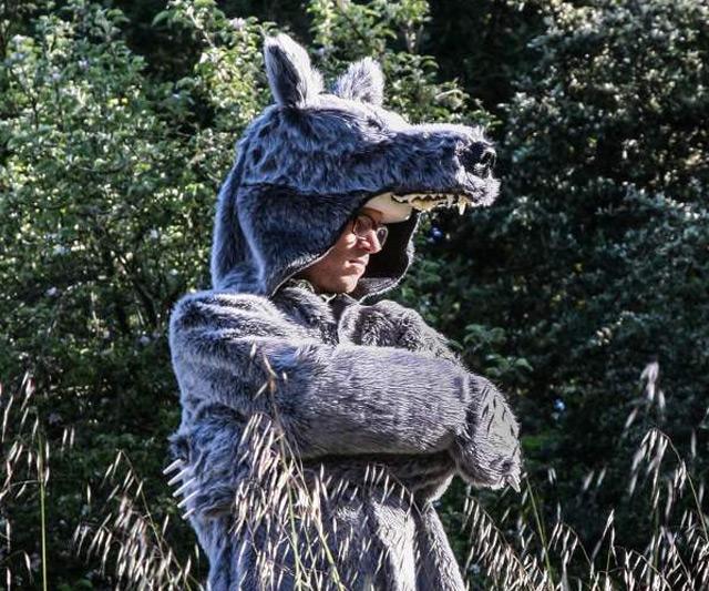 Wolf Coat