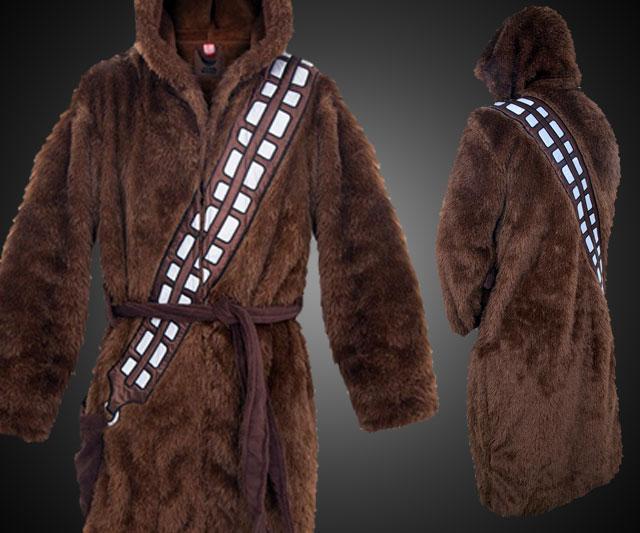 Chewbacca Bathrobe   DudeIWantThat.com