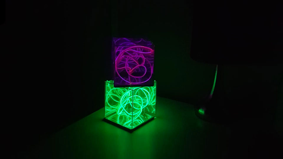 Cubelets Glowing Infinity Cubes