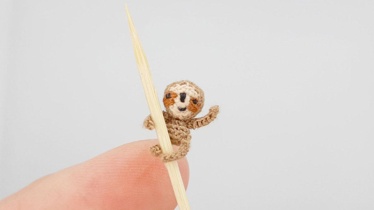 Micro Crochet Animals