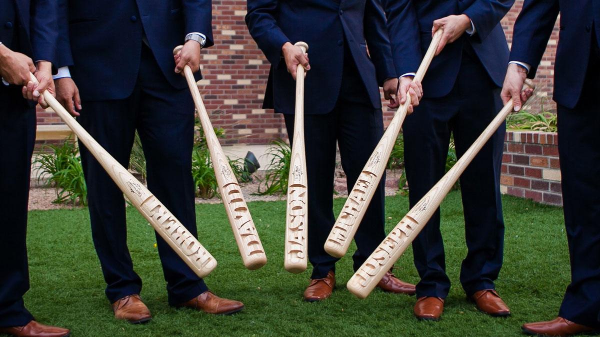 """Personalized 35"""" Rawlings Baseball Bat"""
