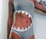 Sharkini Swimsuit