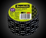 Glow-in-the-Dark Batman Duct Tape