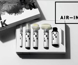 AIR-INK: Ink Made from Air Pollution