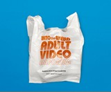 Awkward Plastic Grocery Bags - BYO or Get One of These