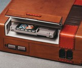Bexar Goods Leather-Wrapped NES Console