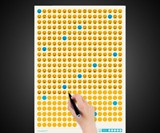 Emoticon Calendar