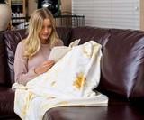 Human Burrito Blanket
