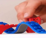 Nimuno Loops LEGO Compatible Adhesive Tape