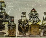 Personalized Lovecraftian Bottles