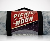 Picnic on The Moon Throw Blanket