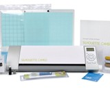 Silhouette Cameo Electronic Cutting Tool