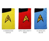 Star Trek Towel Colors