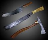Tempest Craft Blades & Sculptures