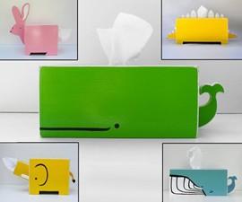 Beast Tissue Dispensers