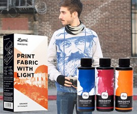 Lumi - Sunlight-Printed Fabric Kit
