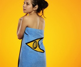 Star Trek Towels