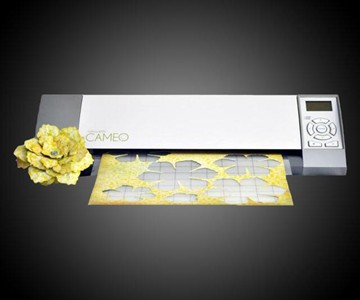 Silhouette Cameo Electronic Cutting Tool | DudeIWantThat com