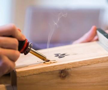 Creative Versa-Tool Wood-Burning Pen