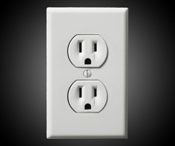 Fake Wall Outlet Sticker Prank