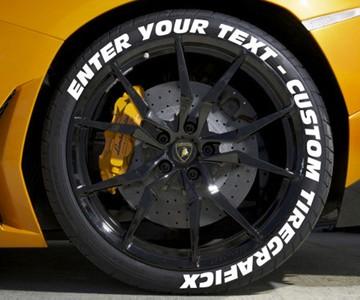 Tire Graficx Custom Tire Decals