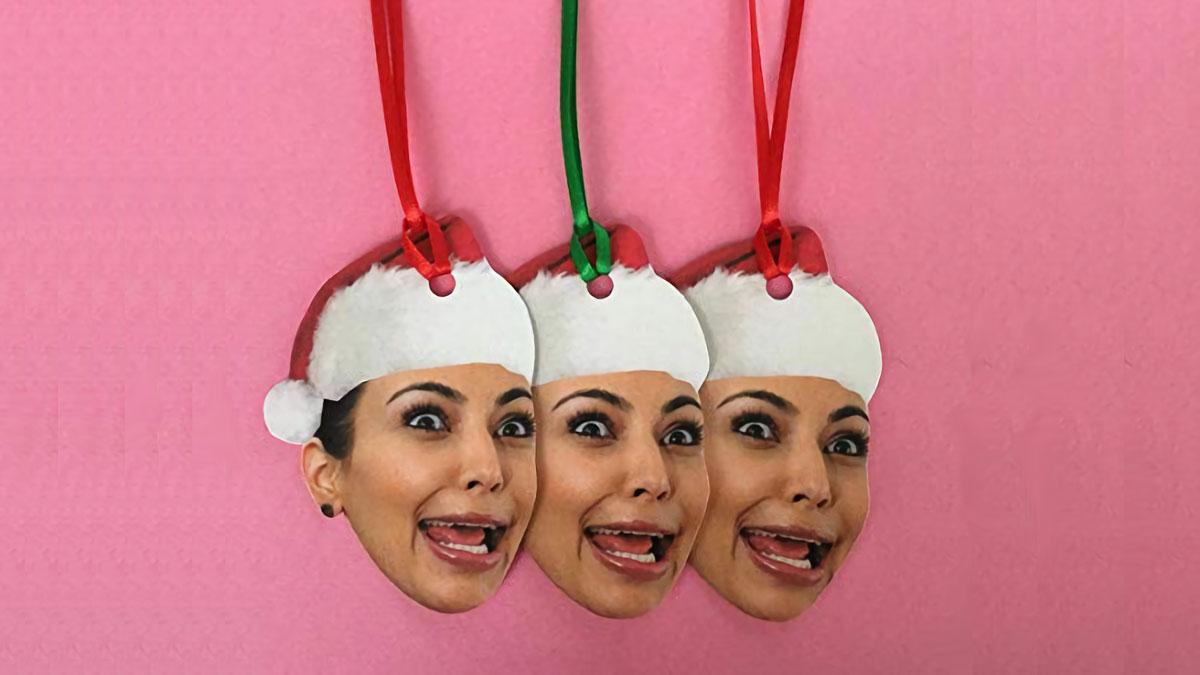 Sassy Celebs Holiday Gift Tags