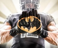 Alter Ego Football Gloves