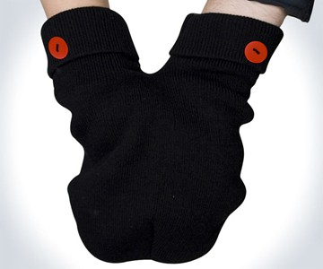 Double Handed Glove of Love
