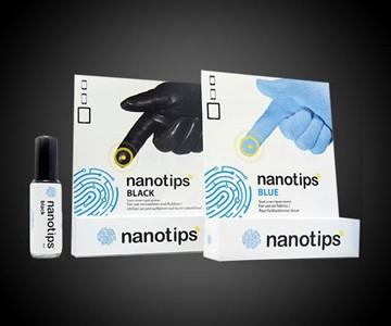 Nanotips Touchscreen Tonic for Gloves
