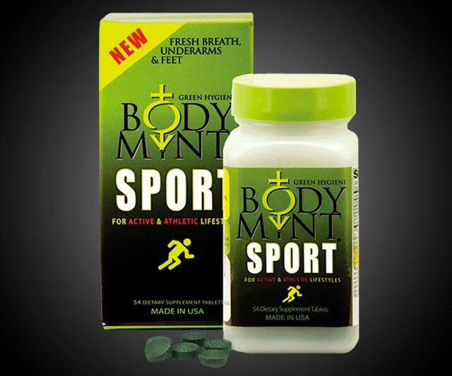 Natural Internal Body Deodorant