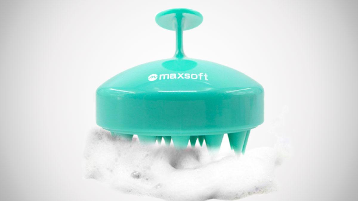 Maxsoft Scalp Massager & Shampoo Brush