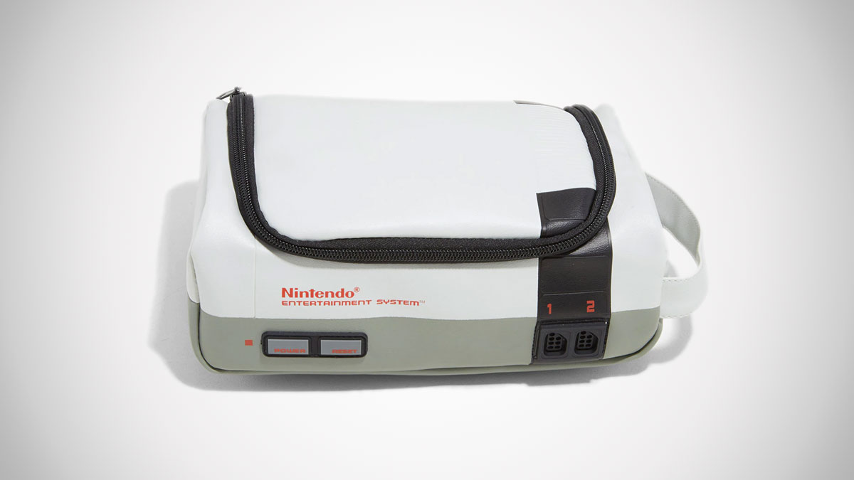 Nintendo Entertainment System Dopp Kit