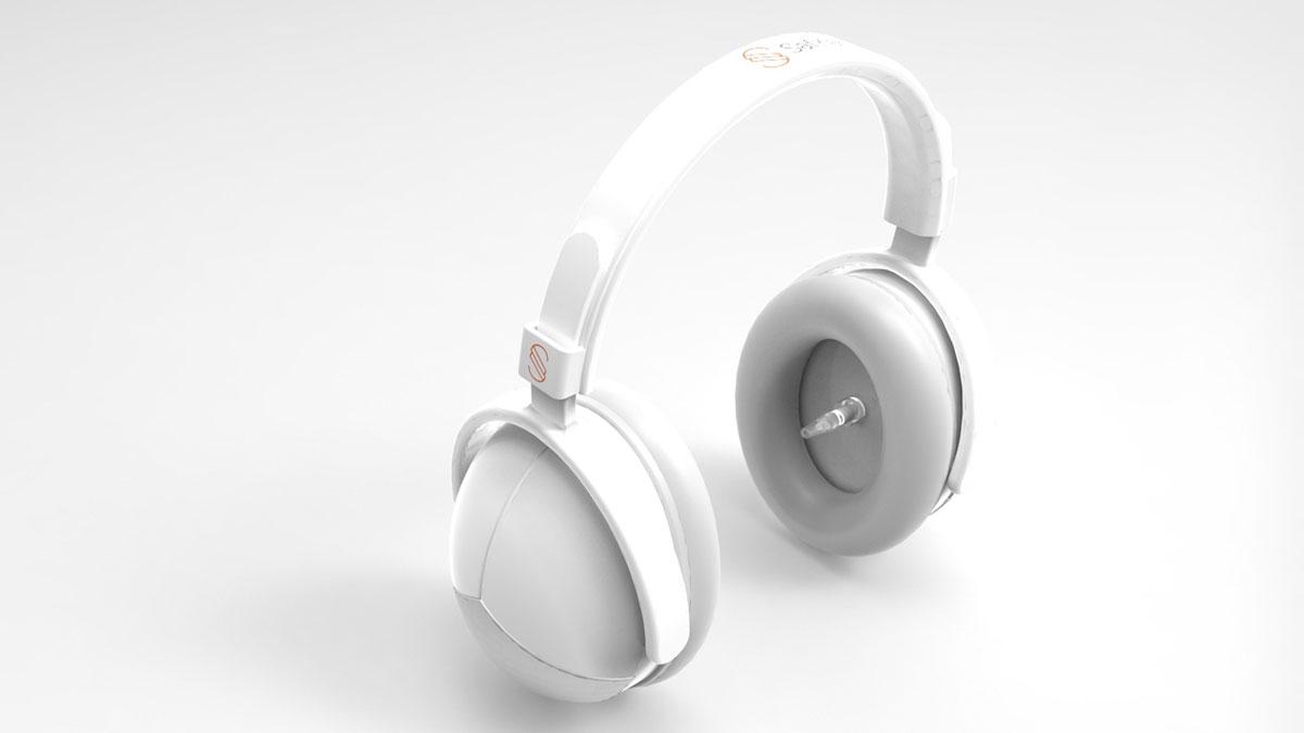 OtoSet Automatic Ear Cleaning Headphones