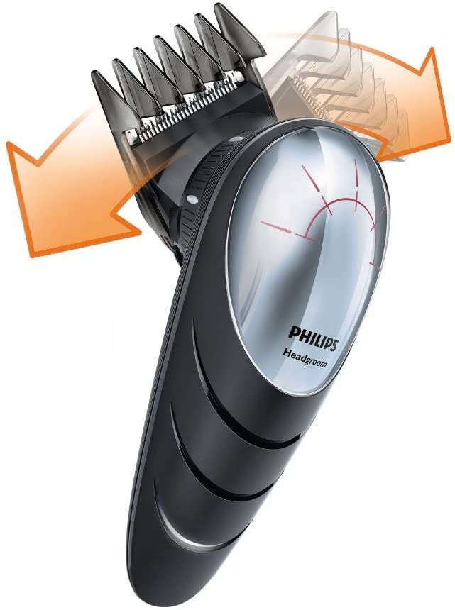 Philips DIY Hair Clippers with Head Shaver Attachment