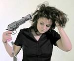 The 357 Magnum Gun Hair Dryer
