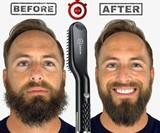 Arkam Ionic Beard Straightener Brush