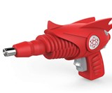 Atomic Ray Gun Nose & Ear Hair Trimmer